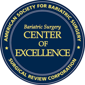 Bariatric Surgery Center of Excellence Award